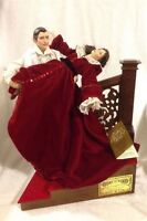 Franklin Mint - Gone With the Wind Rhett & Scarlett A Night Of Passion-Staircase