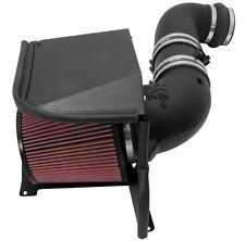 K&N 57-3077 Cold Air Intake System for 2011-2014 Chevy GMC 6.6L LML Duramax