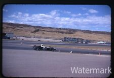 1967 35mm Photo slide  car race auto racing  California ??