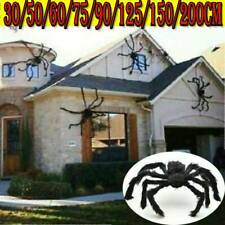 Scary Giant 200CM Spider Halloween Hunted House Decoration Party Props Decor