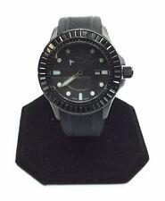 Ballast Women's BL-5101 Vanguard Black Rubber & Zirconia Watch