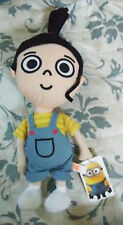 "Despicable Me Plush Doll Toy Factory 14"" Girl Minion Made Universal 2017"