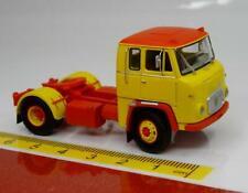 Vk-modelle : Scania Vabis lb 7635 Long Cabine Jaune Rouge - 76013