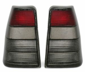 SMOKED TAIL LIGHTS LAMPS FOR OPEL KADETTE E 9/1984-8/1991 MODEL NICE GIFT