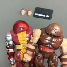 New MARVEL Universe JUGGERNAUT & Colossus 4'' Action Figure Spider Man Toys