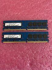 2 x Hynix 4gb DDR2 2Rx8 PC2 6400 -  PC Only RAM