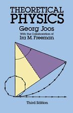 *Brand New* THEORETICAL PHYSICS by Georg Joos, Ira M. Freeman ~Dover Publication