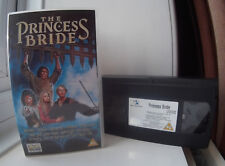 The Princess Bride - Cary Elwes Robin Wright VHS Video