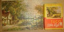 Vintage Jigsaw Puzzle TucoOld Village Inn20012x16Complete +++ Homeward Bound