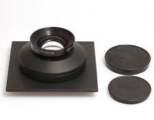 Rodenstock Sironar-N 5,6 / 210 mm sur une Sinar DB Platine