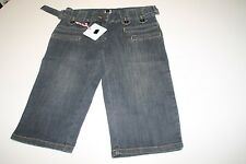 "NEW SASS AND BIDE BLUE DENIM SHORT SIZE 25 , 28"" , FIT LADIES SIZE 6-8 $200"