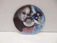 Bullets Of Love DVD Movie NO CASE Leon Lai Asaka Seto