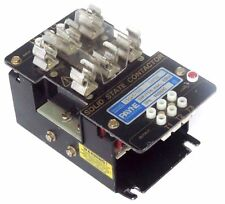 PAYNE ENGINEERING 11C-4-3HP SOLID STATE CONTACTOR 3HP 15A MAX 60HZ 3PH 480VAC