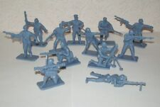 Hing Fat DGN Plastic toy soldiers 1/32 WW2 German army set. 12pcs