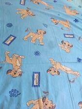Drap Housse CTI Disney Le Roi Lion Simba C.T.I 1 Place
