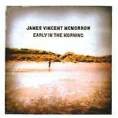 JAMES VINCENT MCMORROW EARLY IN THE MORNING CD (2011) NEW/SEALED