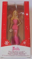American Greetings Red Carpet Look Barbie Ornament 2014 NEW in Box 2nd in Series