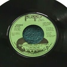 Lyn Collins - How Long Can I Keep It Up Pts.1&2 45 Promo People james brown NM