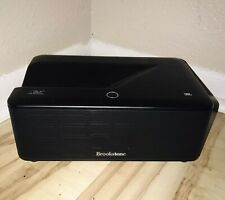 New Brookstone Big Shot Projector With New Brookstone Remote Rare & Hard To Find