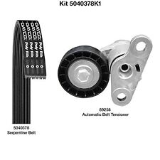 Dayco 5040378K1 Serpentine Belt Drive Component Kit