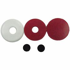 Kinetic ASSORTED BALLCOCK WASHERS Repair Caroma Inlet Valves Rubber & Cotton