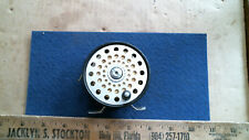 MARTIN Precision 60 USA Fly Fishing Reel + Line vintage old