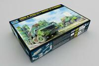 "Trumpeter 01038 Russian S-300PMU Missile 1/35 Truck ""SA-10 Grumble"" Car Vehicle"