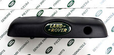 GENUINE LAND ROVER FREELANDER 1 BLACK TAILGATE HANDLE CXB000280PMA
