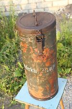 WW II Germany1939 Charge bag  for a 21 cm Morser 18 gun. SONDERKART