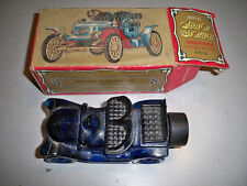 Avon Stanley Steamer After Shave Decanter with Box Empty