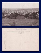 UK WALES VIEW OF CARMARTHEN PUBLISHED BY PHOTOCHROM CIRCA 1910