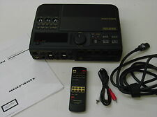 Clean Marantz CDR300 Professional CD Recorder Operates on 100-240VAC 50/60Hz