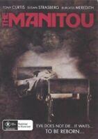 The Manitou [New DVD] Australia - Import, NTSC Region 0