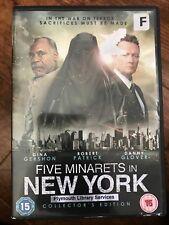 Gina Gershon Five Minarets en NEW YORK ~2010 terrorisme Thriller GB DVD