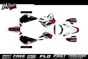 Suzuki RM 85 2002 up 2018 Fasthouse Graphics Kit Enduro Motocross Decal
