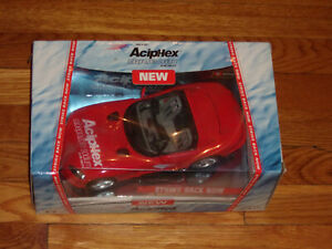 Burago Aciphex Dodge Viper Diecast Car Promotion 1999 1/18