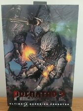 "NECA Ultimate Guardian Predator 7"" Action Figure Predator 2 NEW"