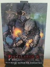 "NECA Ultimate Guardian Predator 7"" Action Figure Predator 2 NEW"