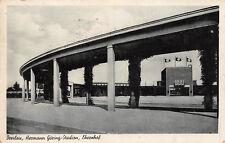 Breslau Schlesien Hermann Göring Stadion Ehrenhof  Postkarte 1938