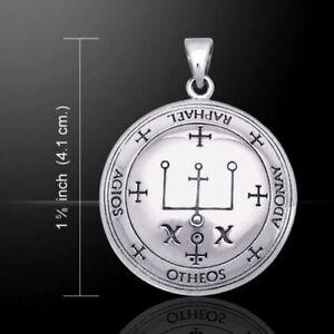 RAPHAEL 925 silver * Patron of Medicine * by Peter Stone, Sigil, Archangel