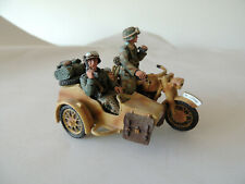 KING & COUNTRY WS074–SIDECAR TEDESCO-GERMAN SIDECAR.
