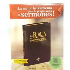 """Biblia Pastoral de la predicacion de Lujo chocolate  """"Personalizada"""""""
