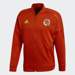 ADIDAS COLOMBIA Z.N.E. ZNE KNIT ANTHEM JACKET FIFA WORLD CUP 2018
