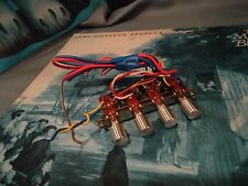 Marantz 2230 Stereo Receiver Parting Out Switches/Covers and Board