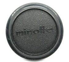 minolta Original Vintage 57mm Front Lens Cap Push-on Filter Rim 55mm sm173