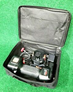 Soft Shell Travel Case For Ontel Air Hawk Max/Pro Cordless Tire Inflator