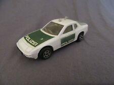 568F Norev Jet Car 864 Porsche 924 Polizei 1:43