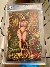 Cavewoman: Roam #1 Variant Cover F by Art Adams! PGX (Not CGC) 9.8! WOW! RARE!