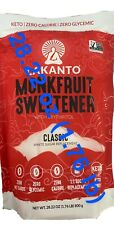 LAKANTO MONKFRUIT SWEETENER KETO CLASSIC WHITE SUGAR REPLACEMENT 28.22oz