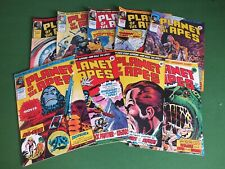 More details for planet of the apes magazine 66-74 (1976)